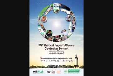 Laâyoune accueille le «2018 Practical Impact Alliance Co-design Summit»