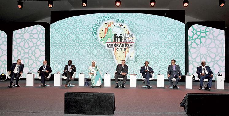 La 8ème édition se poursuit jusqu'au 24 novembre à Marrakech : Le sommet Africités atteint la maturité sur terre marocaine