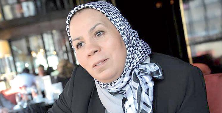 Latifa Ibn Ziaten : «J'insiste sur l'importance de l'éducation contre toute forme de violence et de délinquance»