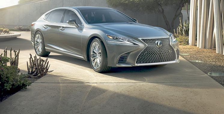 Une nouvelle marque roule sur nos chaussées : Lexus débarque enfin au Maroc