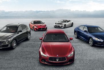 Des journées d'exception de Maserati à Rabat du 14 au 18 novembre