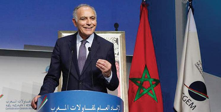 Par le biais de la CGEM : Le Maroc  dans la Global Business Coalition