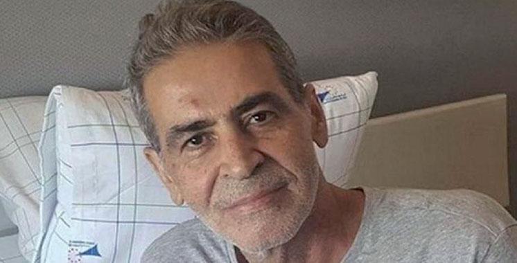 Décès du célèbre chanteur de raï  Mimoun El Oujdi