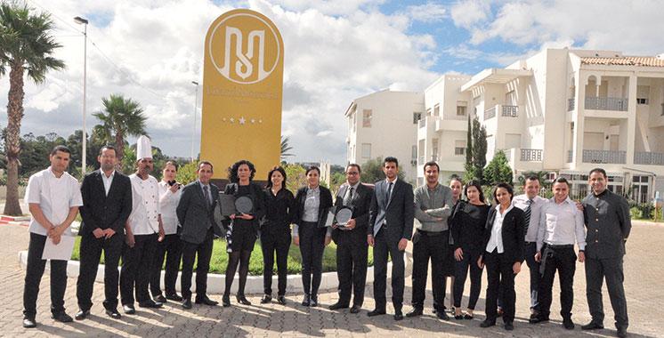 Distinctions : Mogador Hotels & Resorts récompensé par deux prix internationaux