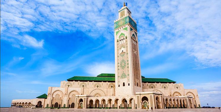 Rabat : Cérémonie religieuse à l'occasion de la Journée des mosquées
