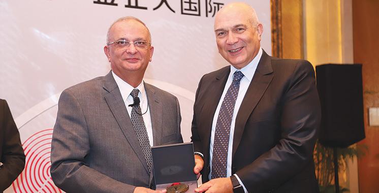 Forum stratégique de l'IFA: OCP décroche la médaille  d'or HSE