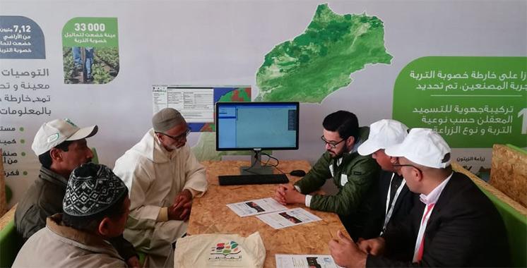 «Al Moutmir li khadamat Al Qorb» : OCP à l'écoute des agriculteurs de Sidi Kacem