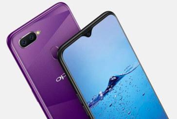 Smartphones : Oppo F9 rencontre  un franc succès