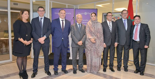 Communication : Planeta Formation & Universités inaugure son premier campus à Rabat