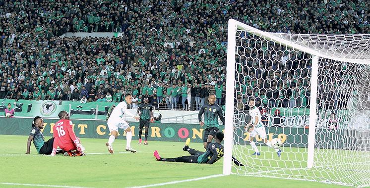 Après sa large victoire en finale-aller de la CAF : Le Raja plus proche que jamais du titre
