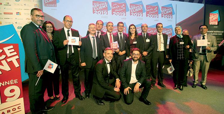 « Le Prix Elu Service Client Maroc  de l'année 2019 » attribué à Redal