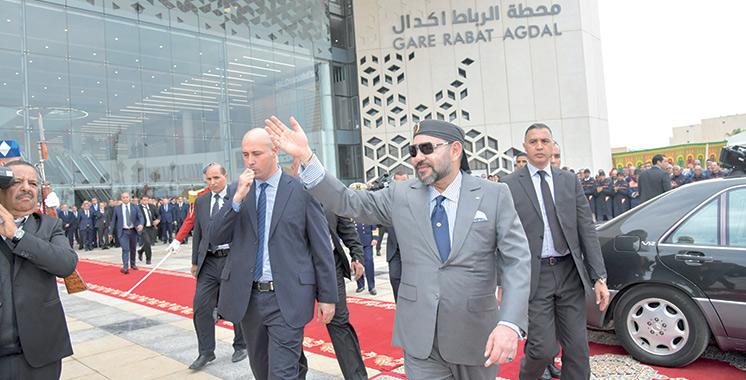 Ferroviaire :  Le Maroc dans la cour des grands