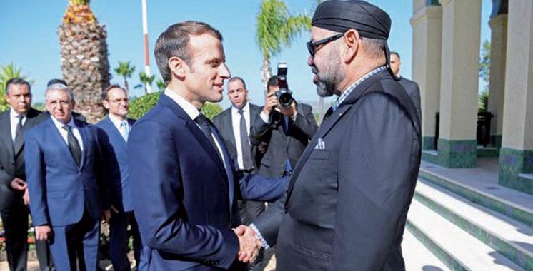 Emmanuel-Macron-inaugurent