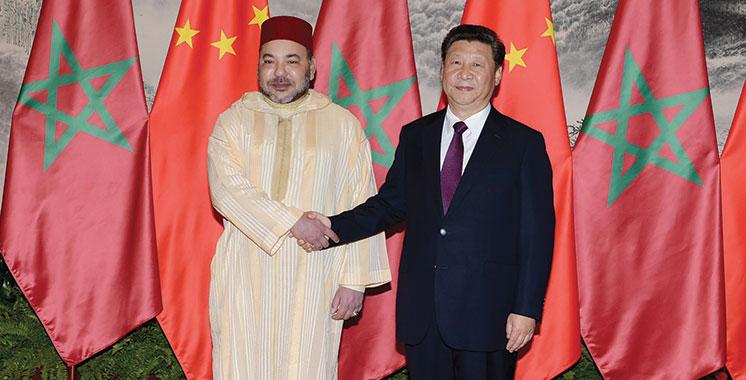 Le Souverain adresse un message au président chinois : SM le Roi déterminé à renforcer le partenariat stratégique sino-marocain