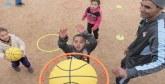 Pour favoriser leur accès au sport : TIBU et la MDJS partagent la passion du basket avec les jeunes ruraux