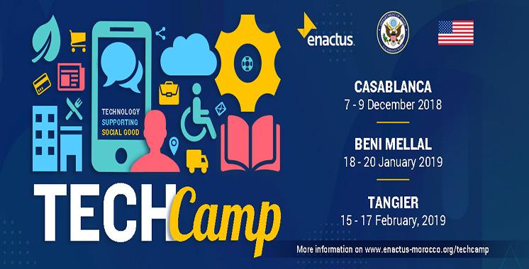 Innovation sociale : Un «Tech Camp» lancé pour les porteurs de projets