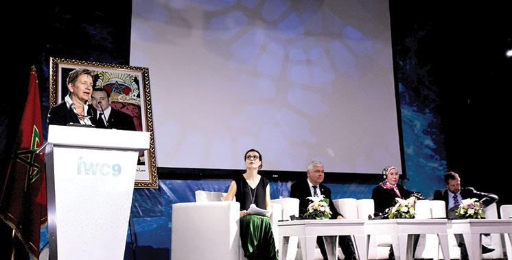 9ème Conférence biennale sur les eaux internationales à Marrakech : Appel à la mobilisation internationale pour les eaux et océans
