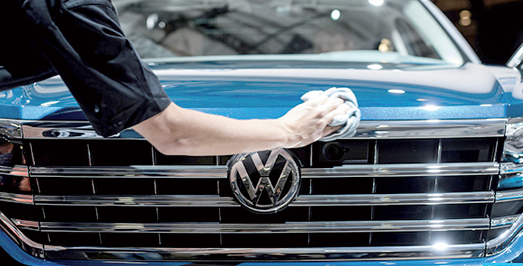 Volkswagen compte investir 44 milliards d'euros dans  l'électrique et l'autonomie