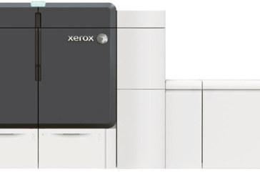 Presse de production : Iridesse de Xerox, star du Siagra 2018