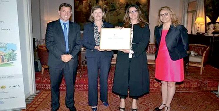 Consécration: Attijariwafa bank remporte le Trophée Défis RSE Maroc 2018