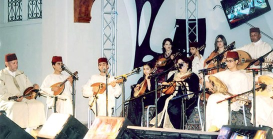 Festival de la musique gharnatie à Oujda