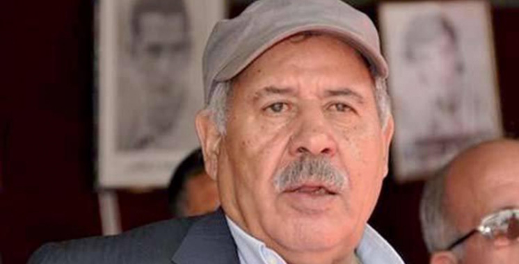 Décès de Noubir Amaoui, ancien secrétaire général de la CDT