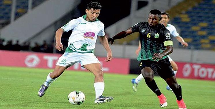 Finale aller de la Coupe de la CAF : Le Raja à la conquête d'un deuxième sacre