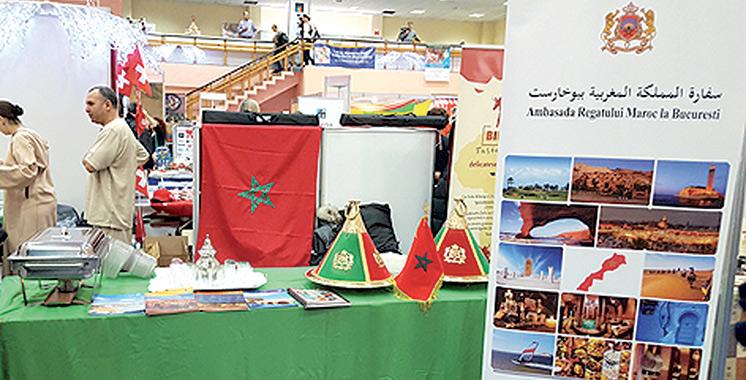 Grand succès du stand marocain au Bazar diplomatique de bienfaisance à Tunis
