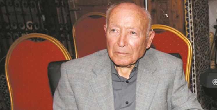 Ali Skalli Houssaini est décédé lundi dernier : N'oubliez jamais qu'il est l'auteur  de l'hymne national !