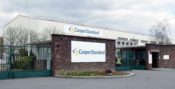 L'équipementier auto Cooper-Standard cède une activité en France