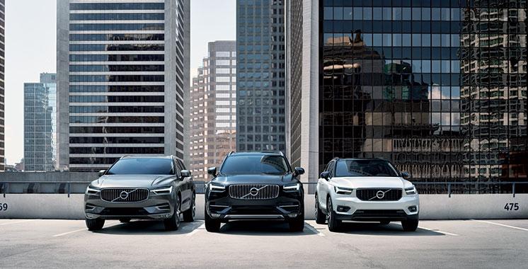 «Volvo Fortnights» : Des tarifs inédits  sur toute la gamme Volvo
