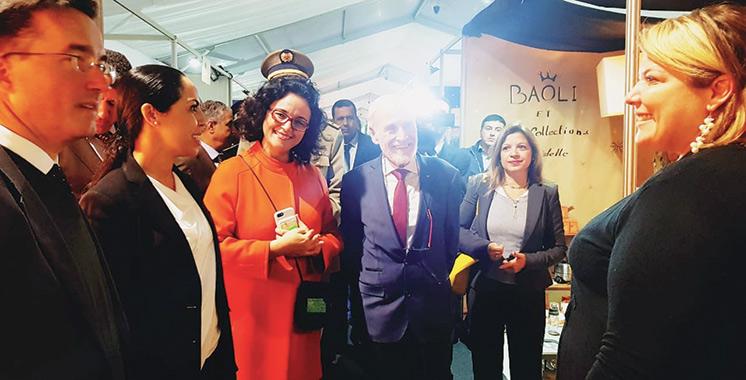 Festivités diplomatiques : 4ème édition du marché de Noël au CAFC