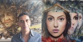 Il dévoile «Au-delà d'un regard» : L'œuvre d'Abdel-Ilah Chahidi s'invite à la Bibliothèque Nationale du Royaume