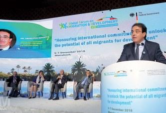 Le Maroc, parrain du Pacte mondial pour des migrations sûres, ordonnées et régulières