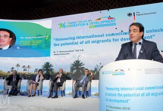 Premier instrument du genre dédié à la question migratoire : Le Maroc, parrain du Pacte mondial pour des migrations sûres, ordonnées et régulières