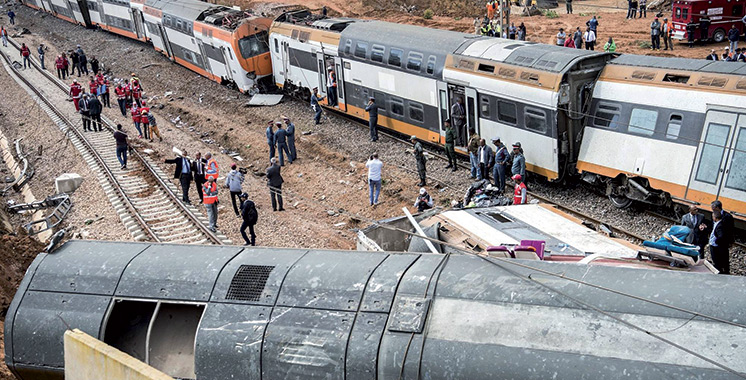 r trospective 2018 oncf grave accident ferroviaire aujourd 39 hui le maroc. Black Bedroom Furniture Sets. Home Design Ideas