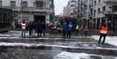 Casablanca : Un camion percute le tramway entraînant  une interruption totale du service