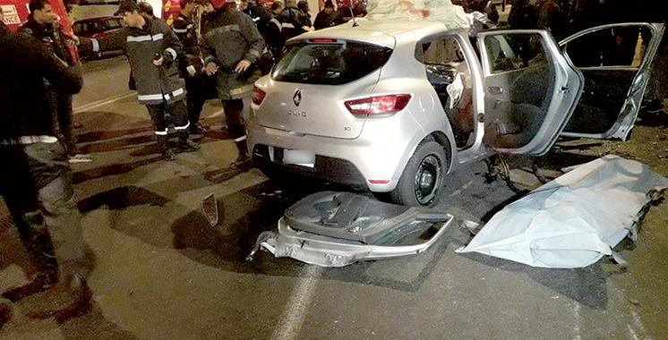 L'automobiliste remontait le boulevard  en sens interdit : 2 morts et un blessé grave dans un accident entre un bus et un véhicule léger