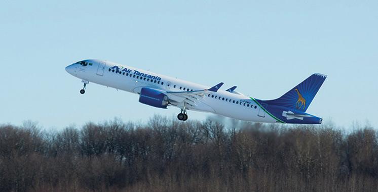 Air Tanzania devient le premier opérateur d'A220 basé en Afrique