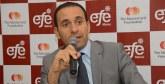 Anas Guennoun nouveau président d'EFE-Maroc
