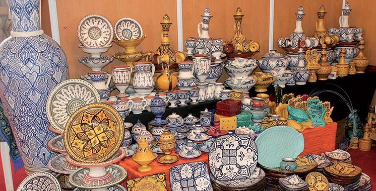 Artisanat : Les exportations grimpent  de 18,4%