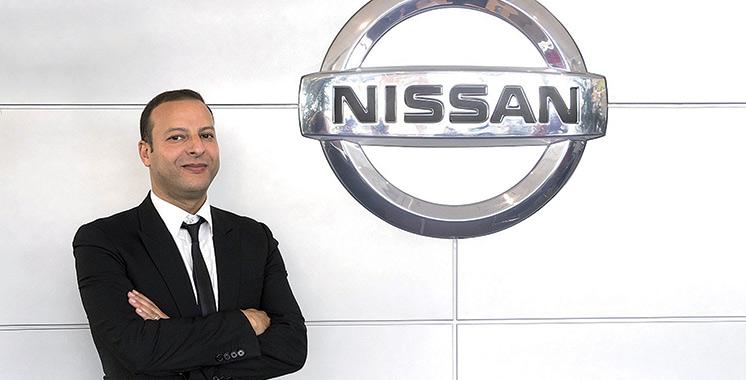 Nomination : Badreiddine Mansouri, nouveau DG des ventes de l'Afrique du Nord chez Nissan