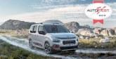 Consécration : Citroën remporte  le prix Autobest 2019 pour son  nouveau Berlingo