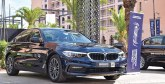 Festival international du film de Marrakech : Smeia fait rêver les stars dans la toute nouvelle BMW Série 8
