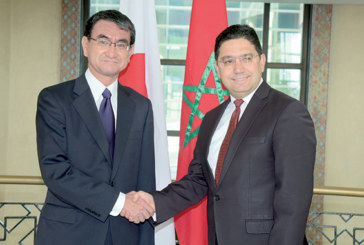 Le ministre japonais des AE en visite au Maroc : Tokyo ne reconnaît pas la pseudo «Rasd»