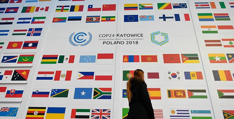 Message royal à la COP24 : L'environnement et les défis climatiques, parmi les priorités des politiques nationales
