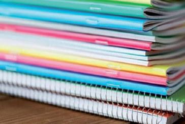 Les besoins en cahiers largement couverts