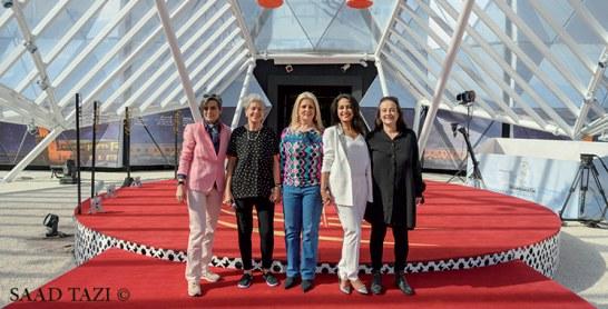 Cinq grandes professionnelles du cinéma créent la Fondation Tamayouz