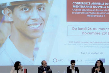 Réseau Méditerranée Nouvelle Chance : L'insertion socioprofessionnelle des jeunes NEETs en Méditerranée au centre du débat