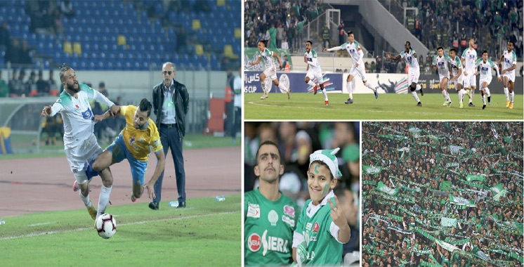 Coupe arabe des clubs champions le raja souffre mais se qualifie pour les quarts de finale - Resultat coupe des clubs champions ...